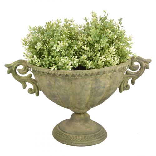 Antike Gartenvase, klein.