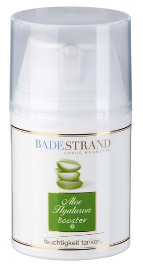 Aloe Hyaluron Booster, 50 ml.
