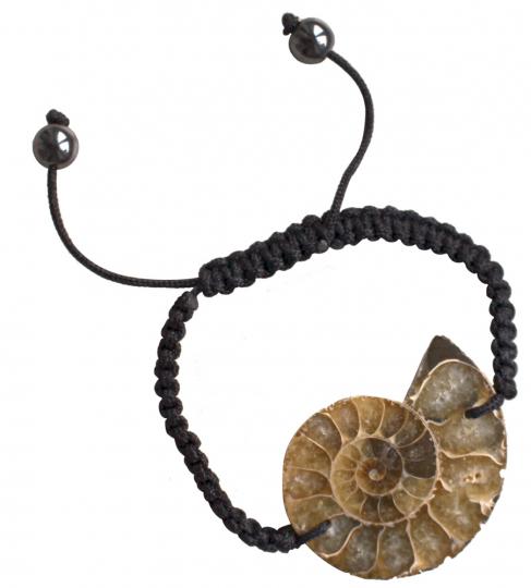 Ammonit-Armband