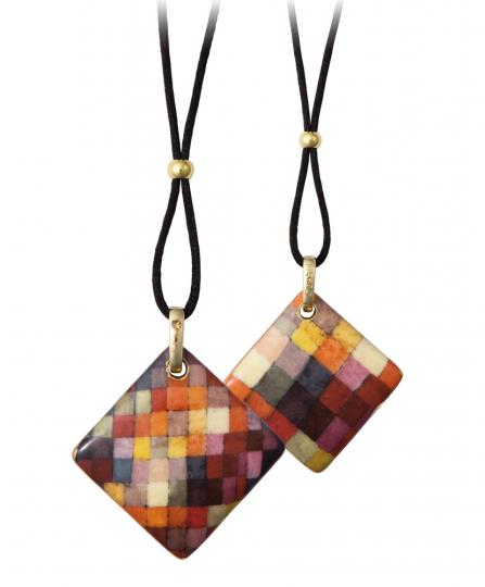Amulett Paul Klee »Harmonie«.