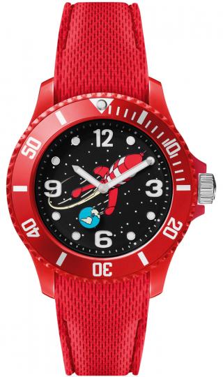 Armbanduhr »Tim und Struppi«.