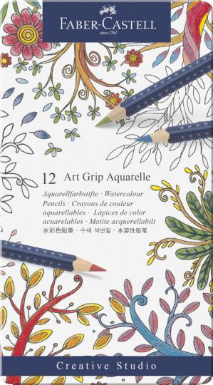 Art Grip Aquarellstifte 12er-Set
