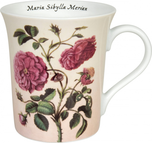 Becher »Merians Rosen«.