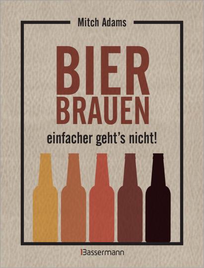 Bier brauen - einfacher geht's nicht. Eine Anleitung in Infografiken.