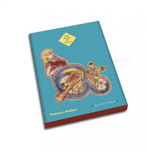 Book of Kells Postkarten.