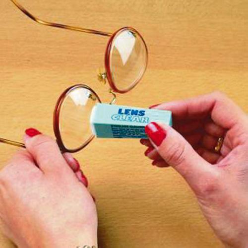 Brillenstift gegen Kratzer 2er Set