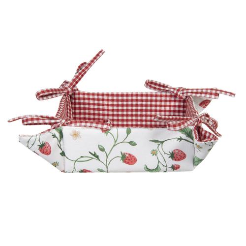 Brotkörbchen Wilde Erdbeeren.
