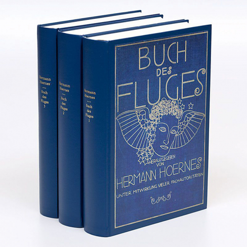 Buch des Fluges. Band 1-3.