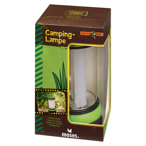 Camping-Lampe.