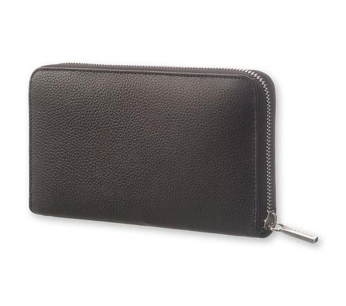 Damen-Portemonnaie »Lineage«, schwarz.