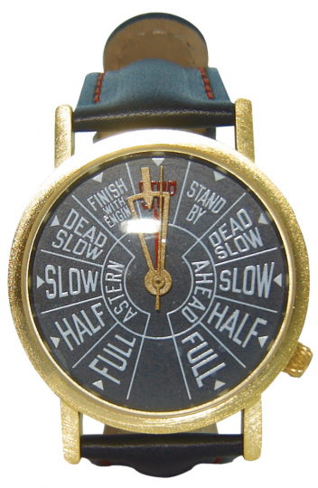 Armbanduhr »Telegraph«.