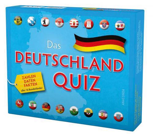 Das Deutschlandquiz.