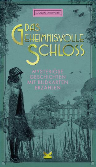Das geheimnisvolle Schloss. Mysteriöse Geschichten mit Bildkarten erzählen.