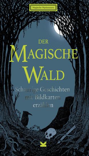 Der magische Wald. Schaurige Geschichten mit Bildkarten erzählen.