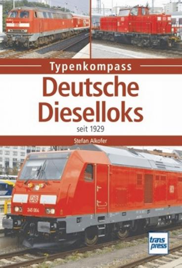 Deutsche Dieselloks seit 1929
