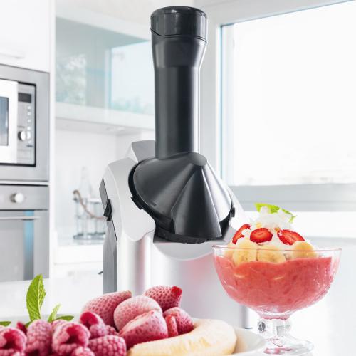 Eismaschine für Früchte.