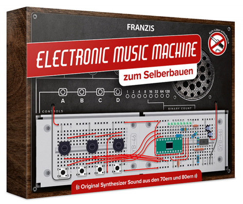 Electronic Music Machine zum Selberbauen. Ohne Löten.