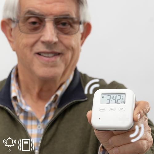 Intelligente elektronische Pillendose.