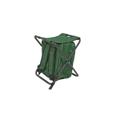 Falthocker mit Rucksack »Pico«, grün.