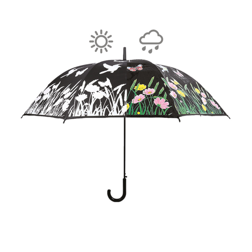 Regenschirm »Blumenwiese«.