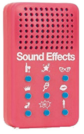 Sound-Maschine »Diva«.