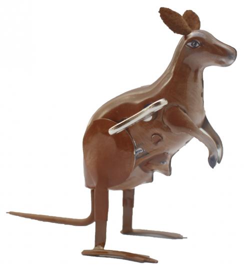 Blechspielzeug »Känguru«.