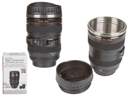 Kaffeebecher »Camera«.