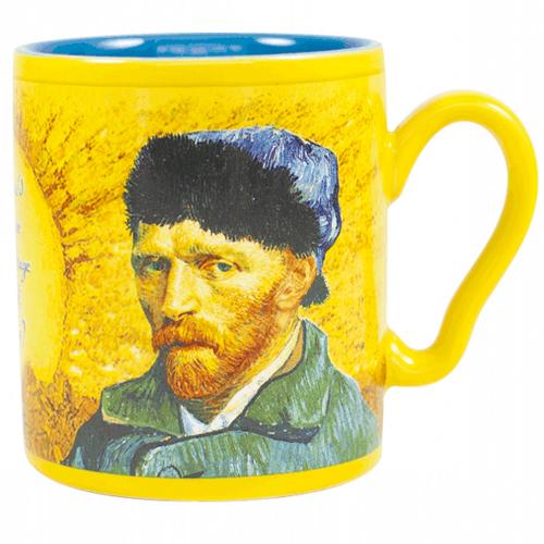 Kaffeebecher »van Gogh«.