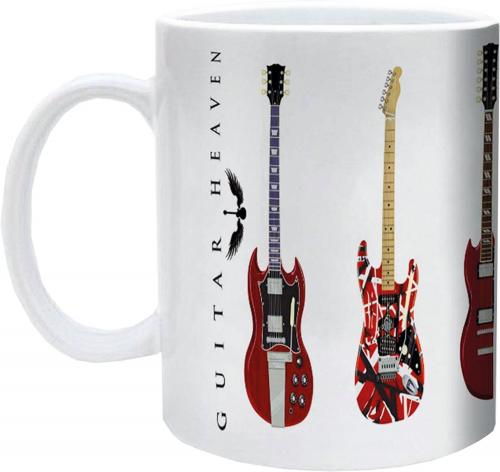 Kaffeebecher »Guitar Heaven«.