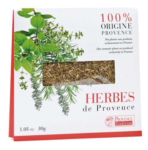 Kräutermischung »Herbes de Provence«.