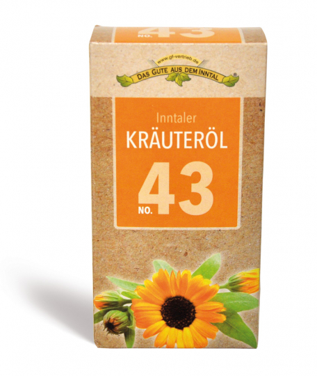 Kräuteröl 43 100 ml