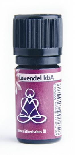 Lavendel-Duftöl.