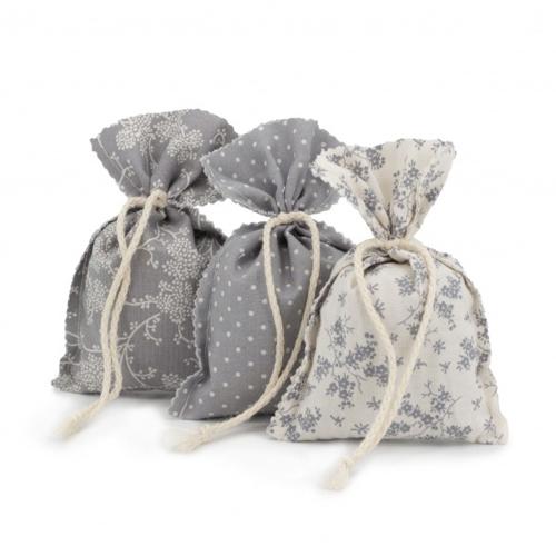 3er-Set Duftsäckchen Lavendel.