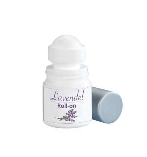 Lavendel-Roller.
