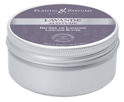 Lavendel-Sheabutter.