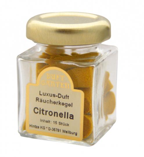Luxus-Duft »Citronella«.