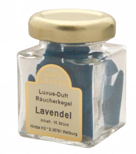Luxus-Duft »Lavendel«.