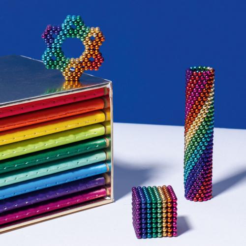 Magnetspiel aus New York, multicolor.