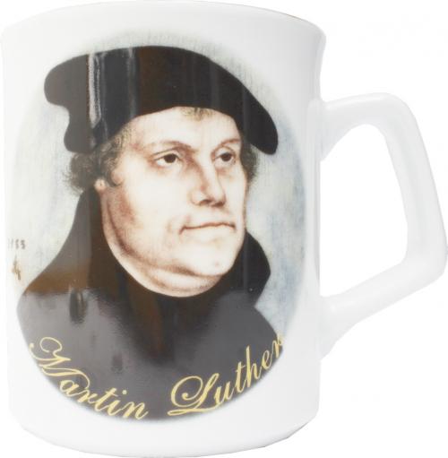 Kaffeebecher Martin Luther.