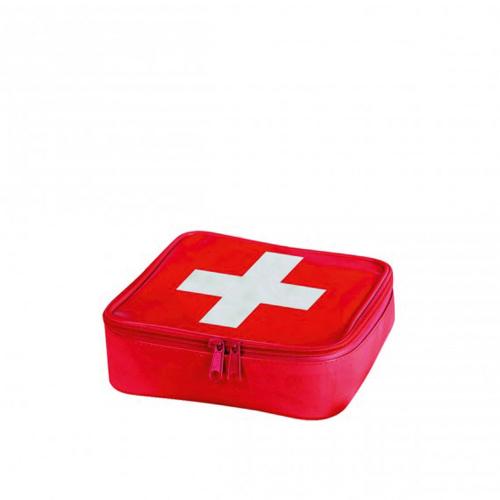 Medikamententasche Erste Hilfe.