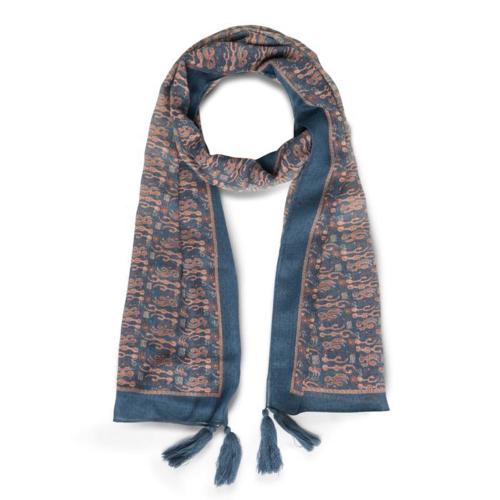 MET-Schal »Eine glückliche Ehe«.