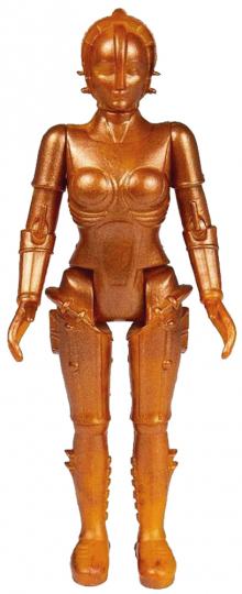 Metropolis. Maschinen-Maria. Actionfigur.