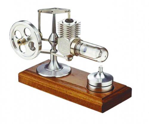 Micro Stirling Motor.