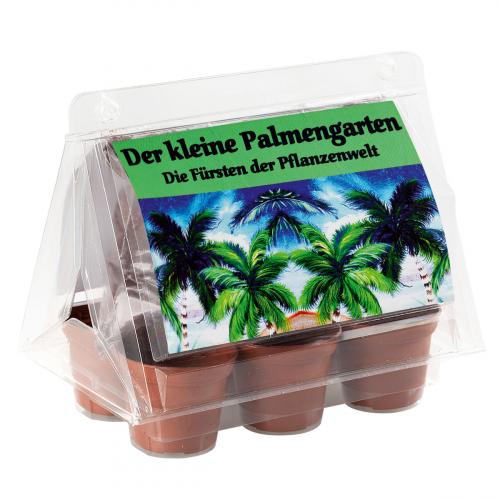Mini-Gewächshaus »Palmengarten«.