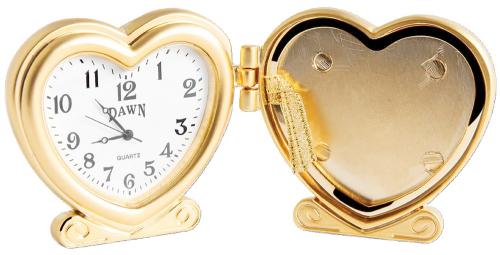 Mini-Uhr Herz