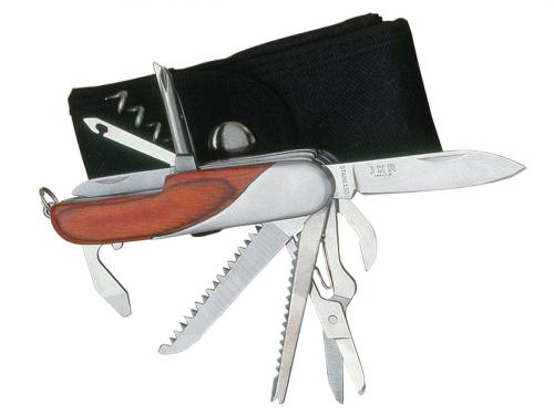 Multifunktions-Taschenmesser.