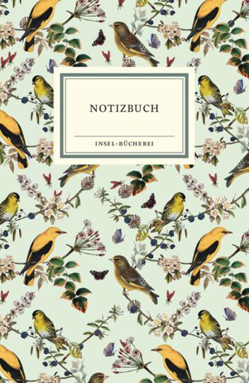 Notizbuch »Insel-Bücherei«, klein.