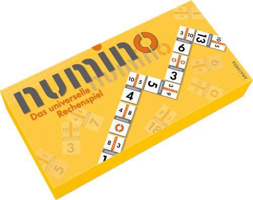 Numino. Das universelle Rechenspiel.