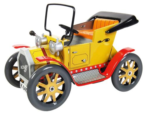 Modell-Oldtimer »Opa Automobil«.