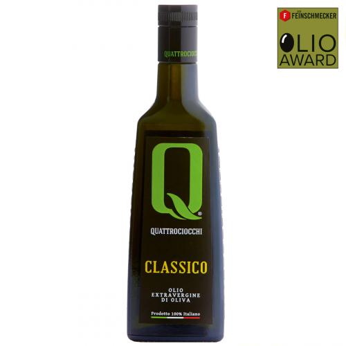 Olivenöl Americo Quattrociocchi Classico, 0,5 l.